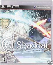 Used PS3 El Shaddai: Ascension SONY PLAYSTATION 3 JAPAN JAPANESE IMPORT