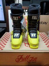 Full Tilt Drop Kick Men's Alpine Ski Boot LimeGreen Size: 24.5 *NEW* 2019
