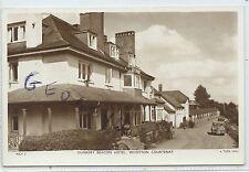 SOMERSET / EXMOOR - DUNKERY BEACON HOTEL, WOOTTON COURTENAY Tuck  R.P. Postcard
