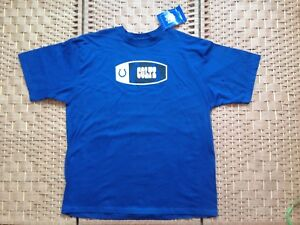 Indianapolis Colts T Shirt XL NEW with tags, Dark Blue NFL Reebok Unisex
