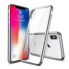 Schutzhülle Silikon Für iPhone X-XS Slim TPU Case Transparent