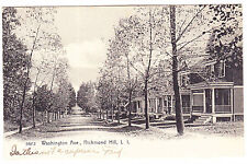 RICHMOND HILL WASHINGTON AVE  NOW APPROX 106TH ST. QUEENS COUNTY LI, NY