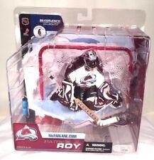 Colorado Avalanche Patrick Roy (White) Mcfarlane NHL Series 6 Figure