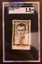 1953 Alfredo Di Stefano Rookie Real Madrid Ruiz Romero Card RC. SGC 1.5 **RARE**