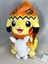 Pokemon Center Original stuffed snow festival of Pikachu Japan Import
