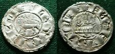 UNIDENTIFIED 11-13 CENTURY EUROPE MEDIEVAL OR CRUSADERS SILVER COIN