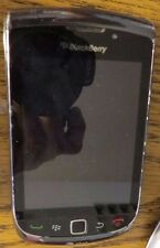 BlackBerry Torch 9800 - 4GB Black (Unlocked) Smartphone Fast Shipping Good Used