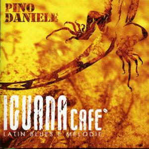 LP 33 Pino Daniele Iguana Café (Latin Blues E Melodie) Sealed 2019 De Agostini