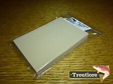 6MM THICK FLY TYING FOAM TAN 2-PACK - NEW TERRESTRIAL FLY TYING MATERIALS
