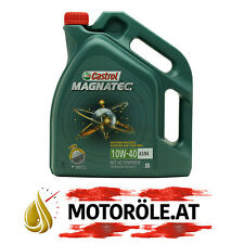 1x 5l Liter CASTROL MAGNATEC 10W-40 A3/B4 MOTORÖL MOTOREN-ÖL VW 505.00