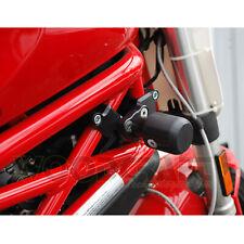 Ducati Monster 696/796/1100 Frame Slider Kit with standard pucks - 50-0660STD-10