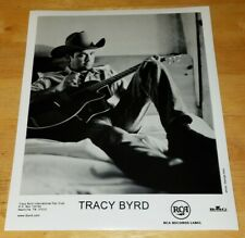 TRACY BYRD RCA/BMG RECORDS PUBLICITY PRESS PHOTO 8X10 country music