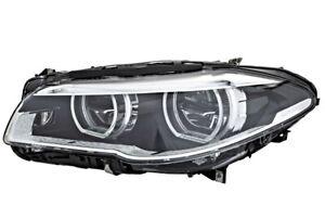 HELLA LED Headlight Left Fits BMW F18 F11 F10 Sedan Wagon 7352481