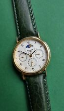 Vintage Chronograph Gents watch ACCURIST - Moon Phase