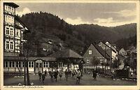 Bad Lauterberg im Harz Ansichtskarte AK 1933 Spielplatz am St. Bennostift Kinder