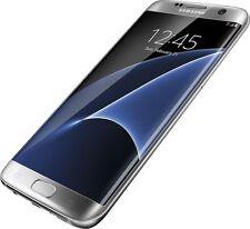 Samsung Galaxy S7 edge SM-G935v 32GB Silver Titanium Verizon unlocked SRB