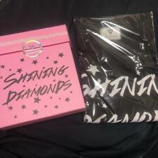 SEVENTEEN 2016 LIKE SEVENTEEN Shining Diamond in SEOUL official T-shirt black