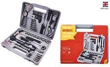 141pc Household Tool Set Box Kit Precision Screwdrivers Hammer Plier DIY I0785UK