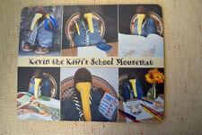 Kevin the Kiwi's School Mousemat