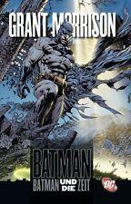 Batman e il tempo HC Variant Hardcover lim.222 ex R.I.P. il capitolo mancanti