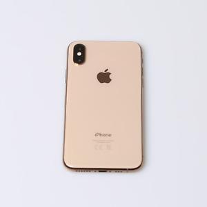 Original Apple Gehäuse Komplett für iPhone XS A2097 in Gold Grade B
