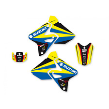 adesivi grafiche Suzuki Drz 400 2000 - 2013 2312N moto serbatoio + convogliatori