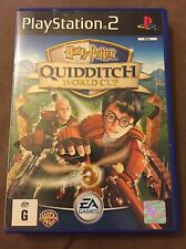 Harry Potter Quiddich World Cup Playstation 2 PS2 Game