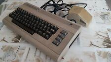 C64 Commodore 64 Biscottone funzionante con alimentatore