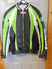 Kawasaki Ninja Sport Bike Jacket Men's Large