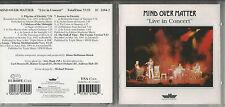 """Mind Over Matter """"Live in Concert"""" CD 1993 innovantes communication-ETAT NEUF"""