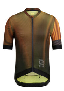 Rapha Cycling Pro Team Flight Print Training Jersey Size Medium RCC