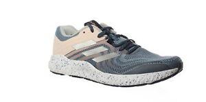 Adidas Womens Aerobounce St 2 Blue Running Shoes Size 8.5 (1388593)