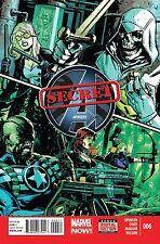 The Secret Avengers #6 (NM)`13 Spencer/ Guice