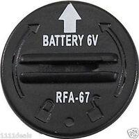 PETSAFE RFA-67 6 Volt LITHIUM 1 BATTERY [hassle free bulk style packaging]