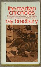 MARTIAN CHRONICLES ~ RAY BRADBURY ~  VINTAGE 1978 PAPERBACK ~ FREE US SHIPPING