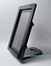 iPad Air Black Security Desktop Stand 4 POS, Kiosk, Store Show Display, Square