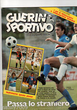 GUERIN SPORTIVO=N°17 1983=LE TRE FINALI/JUVENTUS-AMBURGO**REAL MADRID-ABERDEEN**