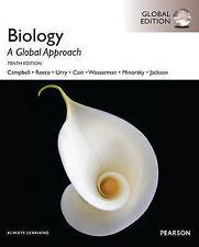 Biology: A Global Approach by Peter V. Minorsky, Neil A. Campbell, Jane B. Reece