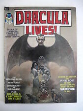 DRACULA LIVES #1-13, Annual #1 LOT (11 books) Neal Adams! Guide priced at $323