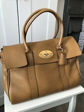 Authentic Mulberry Tan Leather Bayswater - Excellent Condition