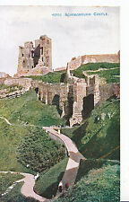 Yorkshire Postcard - Scarborough Castle     SL783