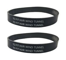 Vacuum Belts for Hoover Windtunnel UH-70110 Rewind T Series Stretch Belts 2 Pk