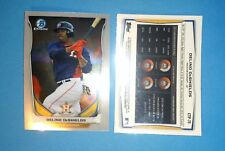 2014 Bowman Chrome Draft Top Prospects #CTP73 Delino DeShields lot 2