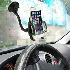 Universal In Car Windscreen Suction Mount Holder Cradle Stand For Mobile Phones