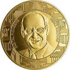 Bitcoin * Heinz Nixdorf * Nordic Gold * Sammelmünze III * NEU *