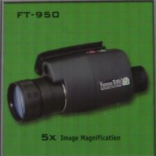 Famous Trails FT950 Night Vision Monocular, NEW CONDITION.