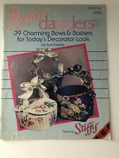 Bow Dazzlers 39 Charming Bows & Baskets for Today's Decorator Look, Plaid 8388