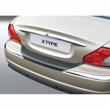 RGM Rear Black Bumper Protector For Jaguar X Type 2001 - 2007