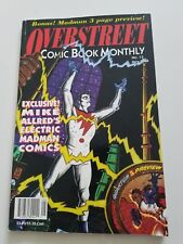 OVERSTREET COMIC BOOK MONTHLY MAGAZINE No. 13 MAY 1994 MIKE ALLRED COVER ART!