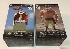 Banpresto One Piece Shirohige & Grave of Shirohige Cry Heart Series Vol 2
